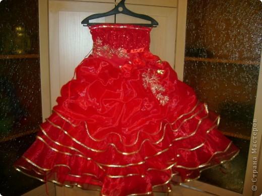 выпускные платья для маленьких   фото 14