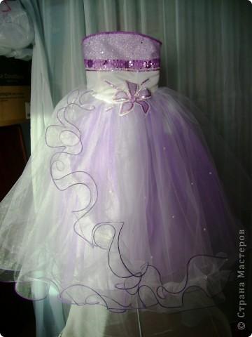 выпускные платья для маленьких   фото 6