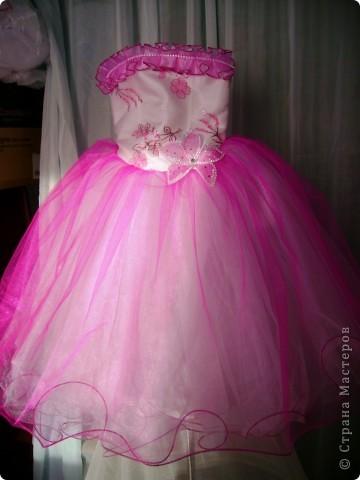выпускные платья для маленьких   фото 8