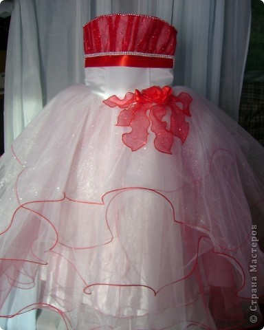выпускные платья для маленьких   фото 7