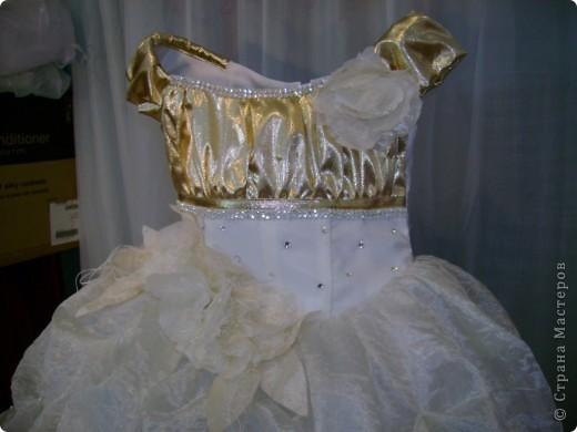 выпускные платья для маленьких   фото 9