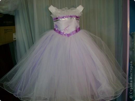 выпускные платья для маленьких   фото 10
