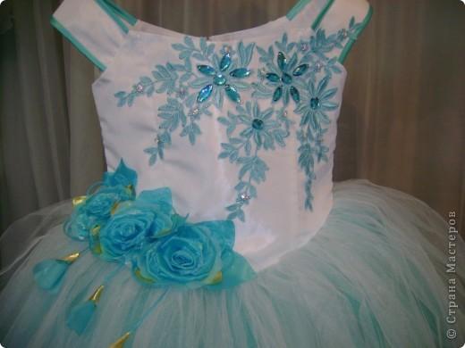 выпускные платья для маленьких   фото 1