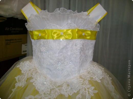 выпускные платья для маленьких   фото 13