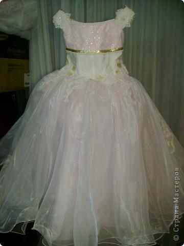 выпускные платья для маленьких   фото 2