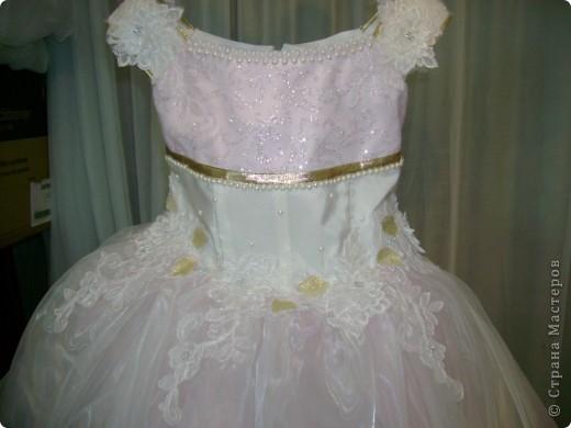 выпускные платья для маленьких   фото 3