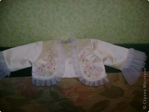 выпускные платья для маленьких   фото 15