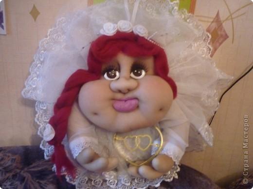 Куколка-невеста фото 1