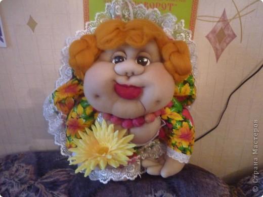 Куколка-невеста фото 2