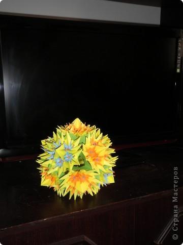Электра с цветами фото 1