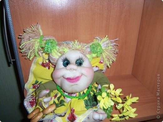 куклеша зеленоглазка фото 1