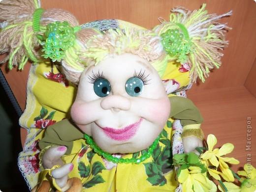 куклеша зеленоглазка фото 2