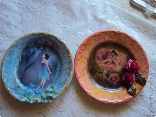 тарелочки фото 1
