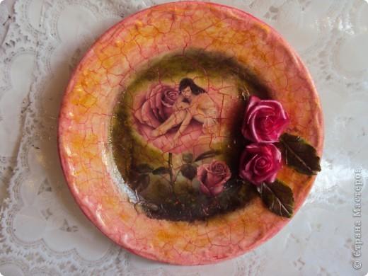 тарелочки фото 2