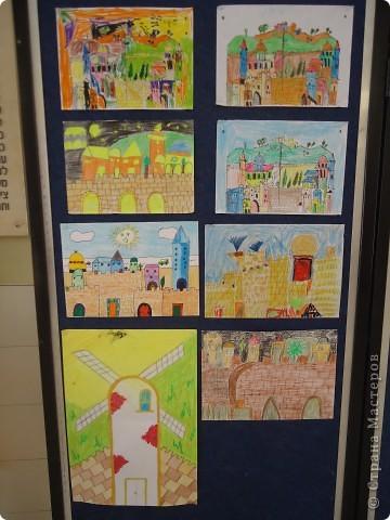 Работа Лидора Мизрахи - ученика третьего класса. фото 4