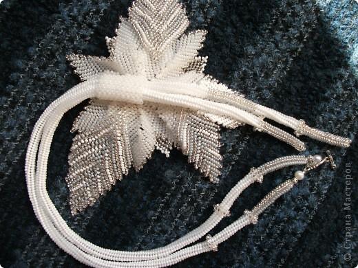 Колье- трансформер фото 3