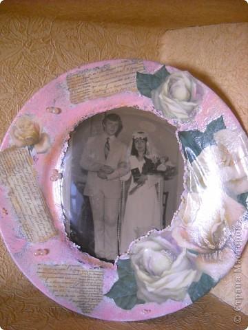 очень хотелось сделать необычны подарочек любимым родителям на их годовщину свадьбы. Помоем получилось нежно и на долгую память