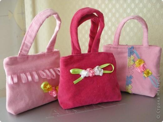 Детские сумки своими руками фото