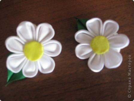 попросили сделать цветок в голову на выпускной в школу это вариант №1 фото 4