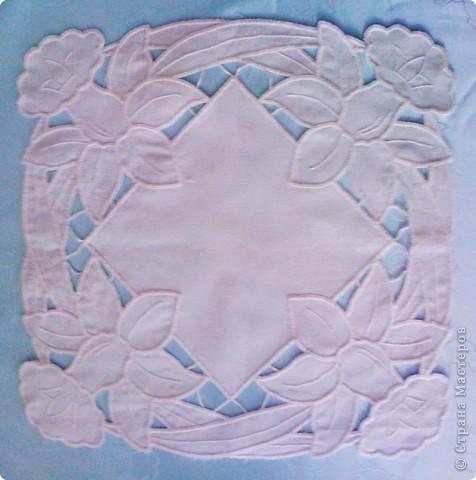 Вышивка ришелье. фото 1