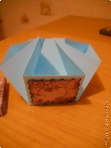 сново коробочка, уж больно понравилось их делать. фото 2