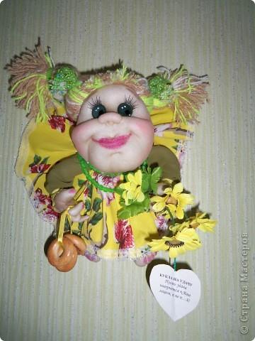 куклеша зеленоглазка фото 3