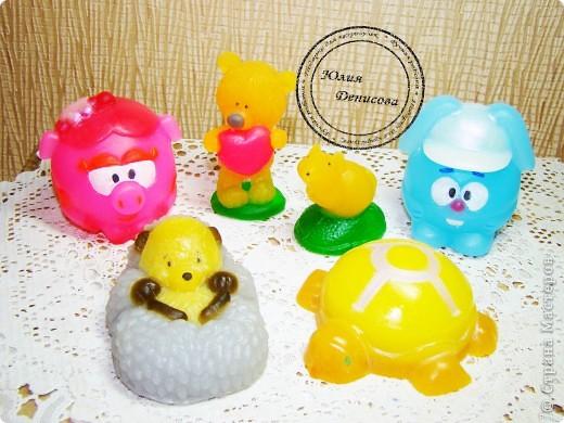 Мыло для детей фото 1