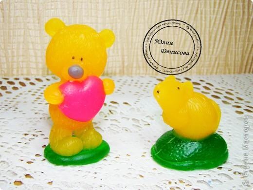Мыло для детей фото 2