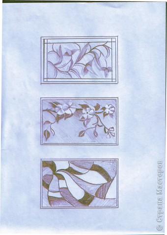 Декорирование окна выполнила Галиева Альбина 14лет МОУ ВГЛ,г.Волжск. Использовалась техника витража.  фото 2