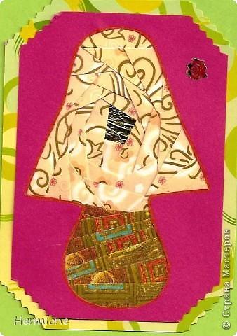Хочу представить Вам свои новые открытки в технике Айрис фолдинг .Буду всех очень рада видеть у себя на страничке .  фото 1
