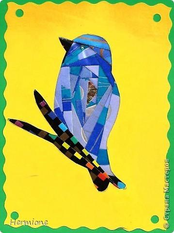 Хочу представить Вам свои новые открытки в технике Айрис фолдинг .Буду всех очень рада видеть у себя на страничке .  фото 2