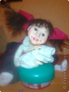 Кукла Лиза.