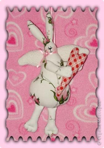 Кролики ангелы фото 2