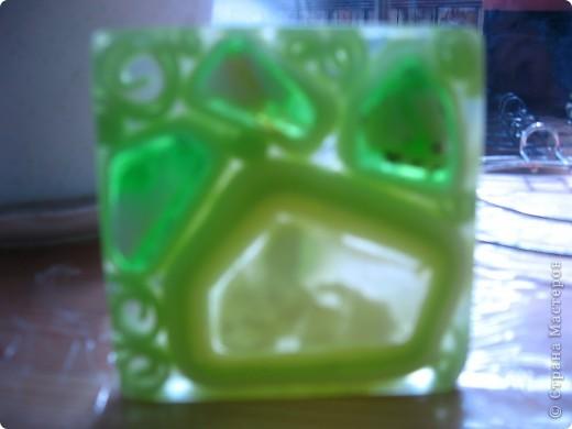 мыло с самоцветами фото 1