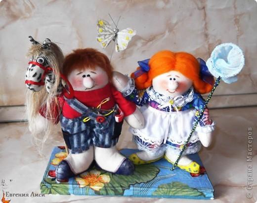 У Мишки и Маришки начались каникулы. фото 6