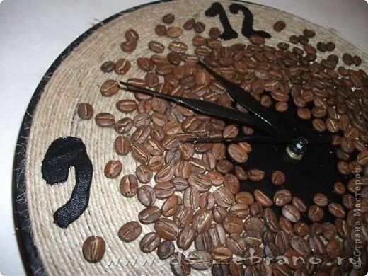 Кофейные часы фото 2