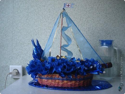 Еще один корабль. Сделан в подарок очень хорошему доктору. фото 1