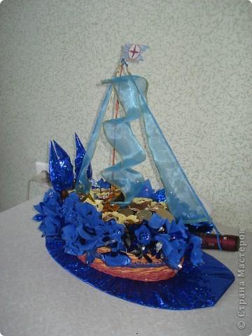 Еще один корабль. Сделан в подарок очень хорошему доктору. фото 3