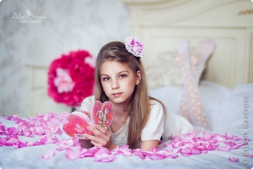 Лепестки роз. фото 3