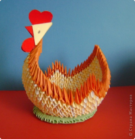 работы в технике модульное оригами фото 5