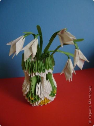 работы в технике модульное оригами фото 4