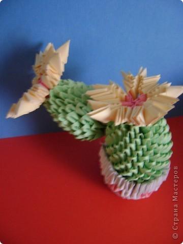 работы в технике модульное оригами фото 2