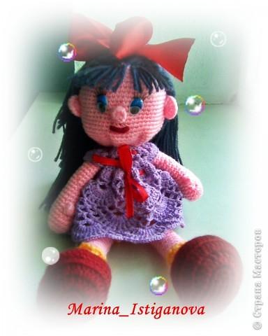 """У меня """"родилась"""" кукла Алиса! фото 3"""
