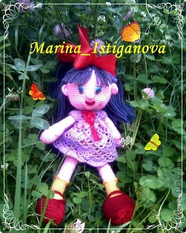 """У меня """"родилась"""" кукла Алиса! фото 1"""