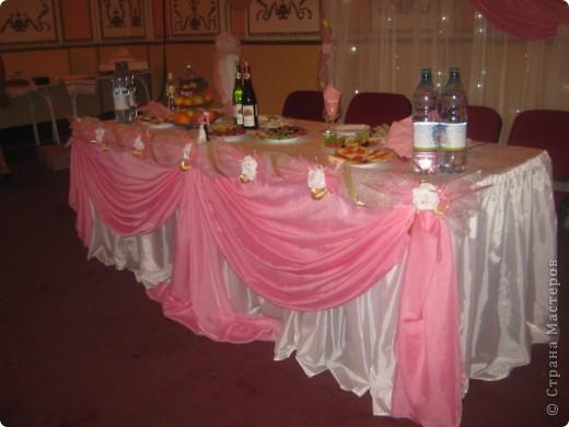 Оформление свадебного зала фото 2