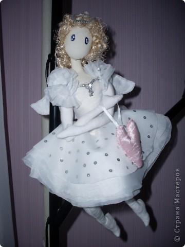 Мои куклы. Тряпиенс. фото 1
