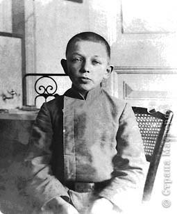 Гимназист С. С. Юдин (1899). (http://ikzm.narod.ru/Judine/Judine.htm)