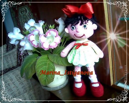 Новая кукла Аришка фото 4