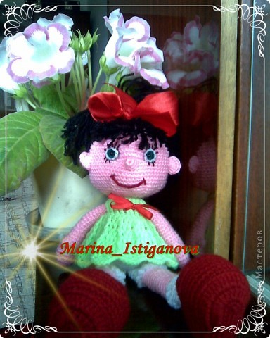 Новая кукла Аришка фото 3