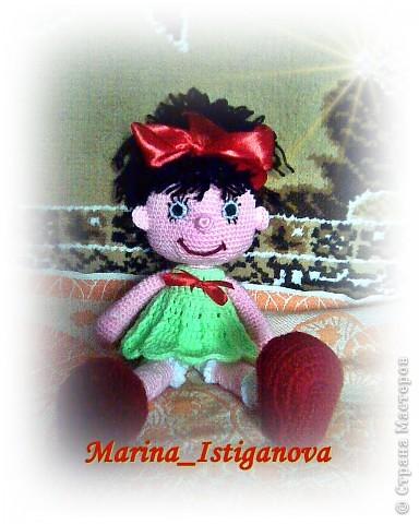 Новая кукла Аришка фото 1